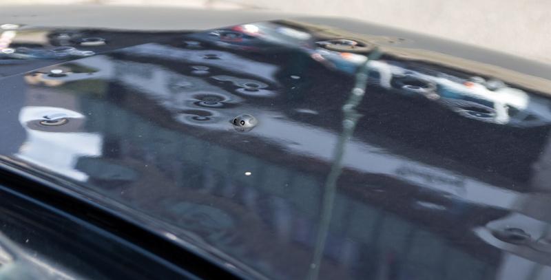 Auto Hail Damage Lincoln NE